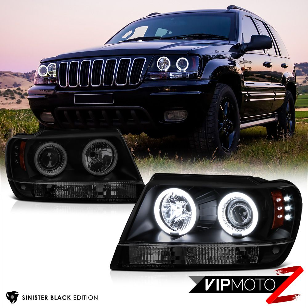 Details About For 99 04 Jeep Grand Cherokee Wj Wg Laredo Limited