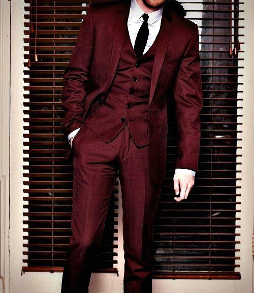 Coat Pant 3 Piece Suit Image