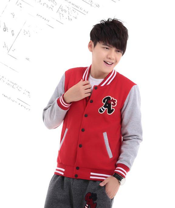 Red Jacket Baseball 2V8ujX