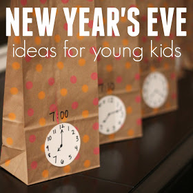 Awesome New Year's Eve Activities for Toddlers and Preschoolers