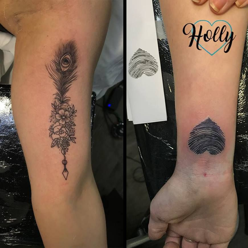 A couple of small pieces holly has done recently thumb