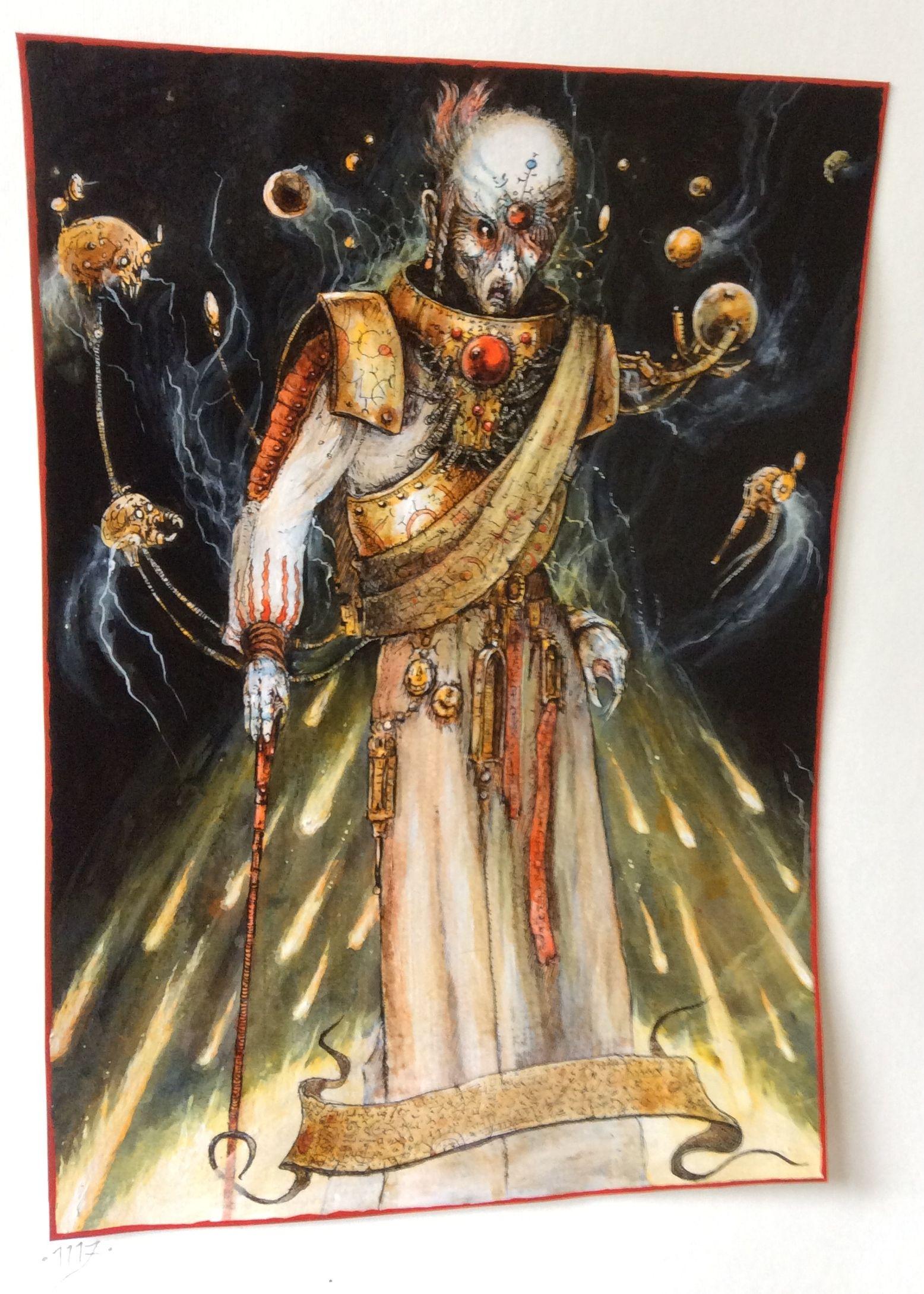 blanche navigator scifi fantasy art warhammer art warhammer 40k art art warhammer art warhammer 40k art