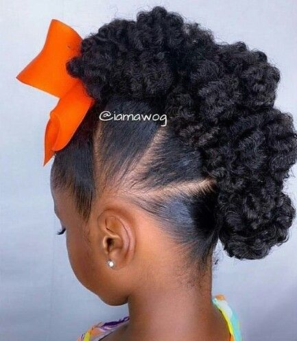For My Little People With Images Natural Hairstyles For Kids