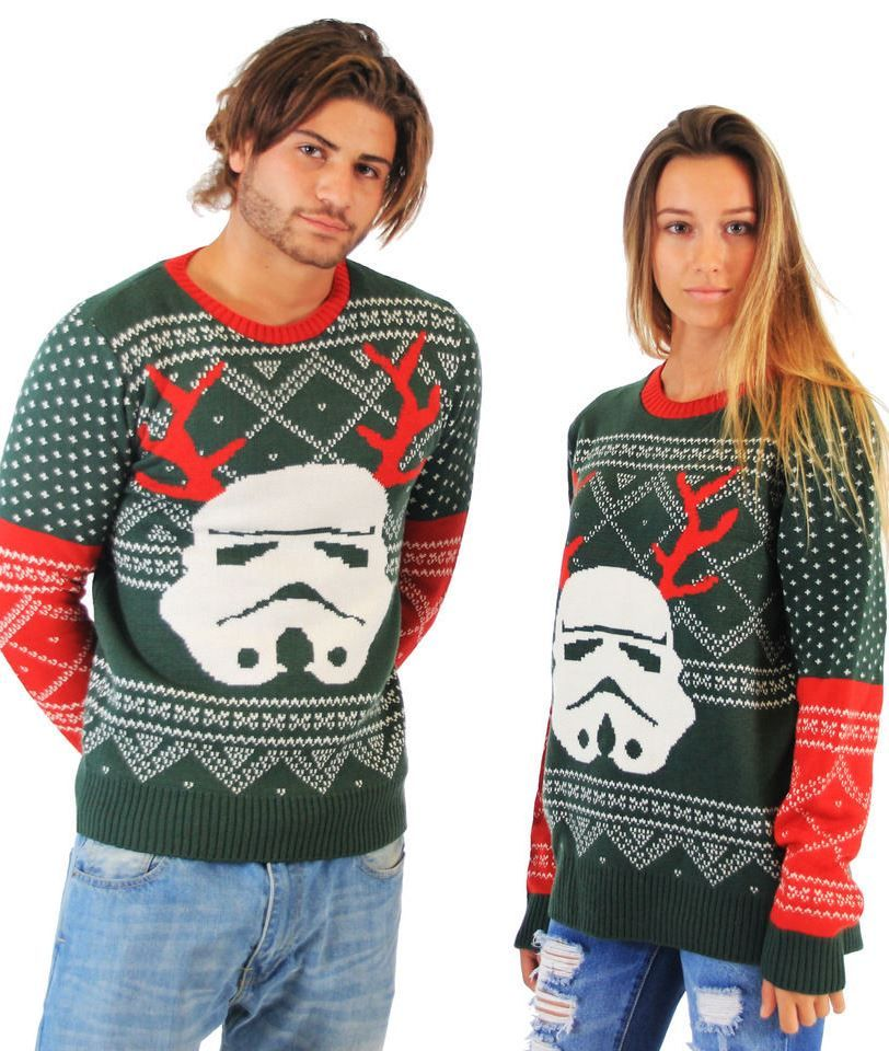 Star Wars Stormtrooper Ugly Christmas Sweater My Style Pinterest