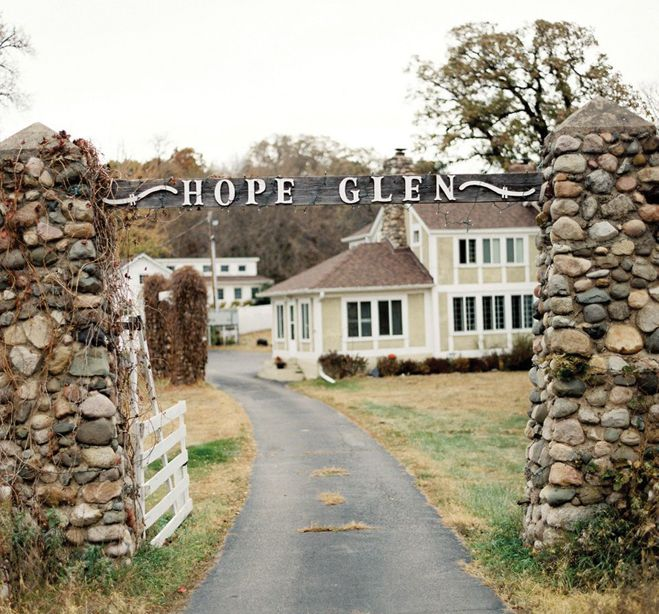 Wedding Venues Mn: Hope Glen Farm Wedding Photos