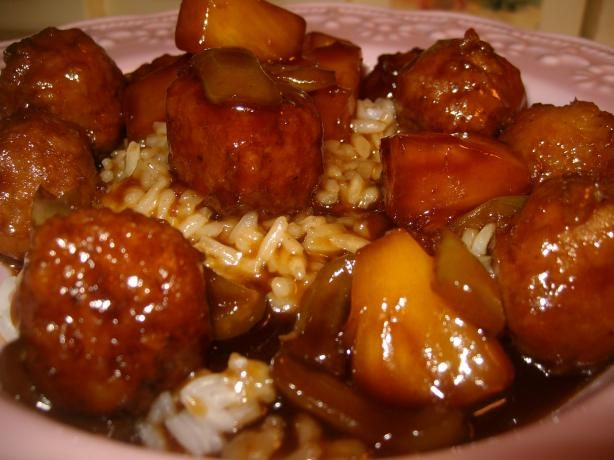 What are the base ingredients in a homemade sweet and sour sauce?