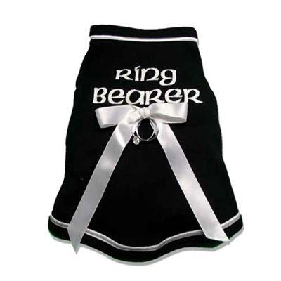 Hunde Umhang Hund Ist Ring Bringer Ideen Hochzeit Wedding Ring