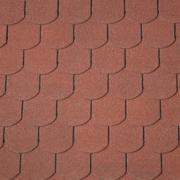Red Roofing Shingles Tile Red Bibershield Felt Roof Tiles Roof Shingles Felt Roof Tiles Roof