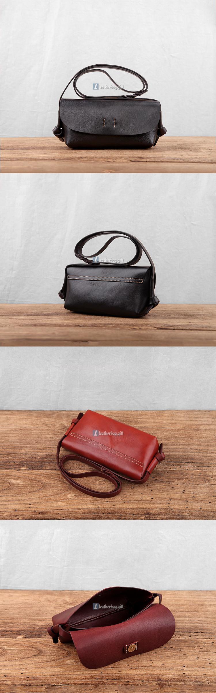 $152.50 Ladies Black Leather Shoulder Bags Cross Body Bag