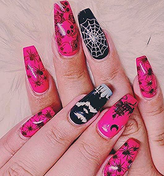 Photo of Nails Long Coffin Classy , Nails Long Coffin