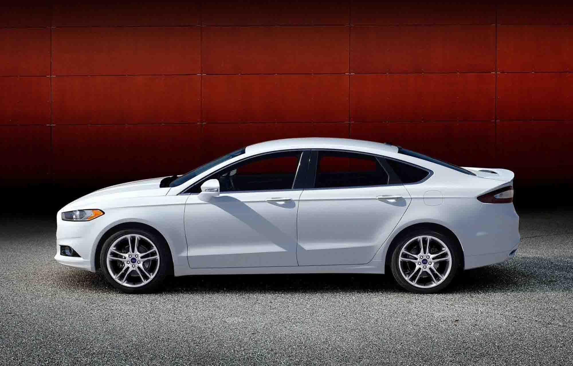 2013 Ford Fusion Turbo | Let\'s Race | Pinterest | Ford and 2013 ford ...