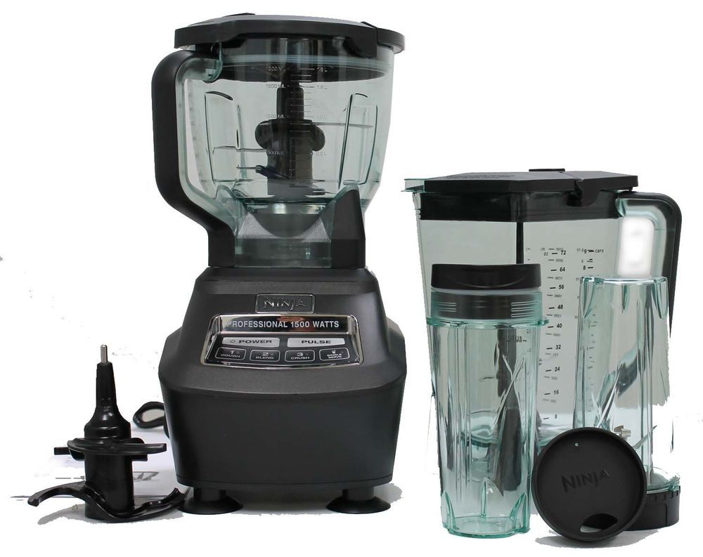 ninja mega kitchen system bl770 4-speeds blender