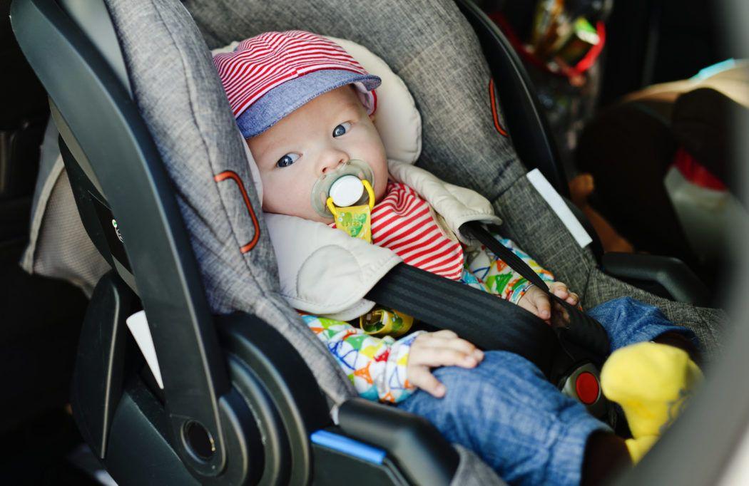 Wie Lange Darf Baby In Babyschale Liegen