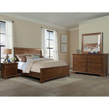 Trisha Yearwood Rock Eagle Road Bedroom Collection (Assorted Sets)