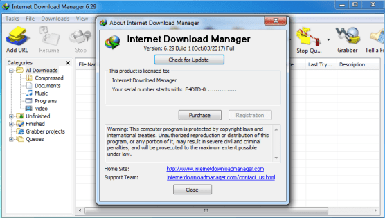 IDM 6 29 Build 1 Crack Full Patch With Serial Key Free Download