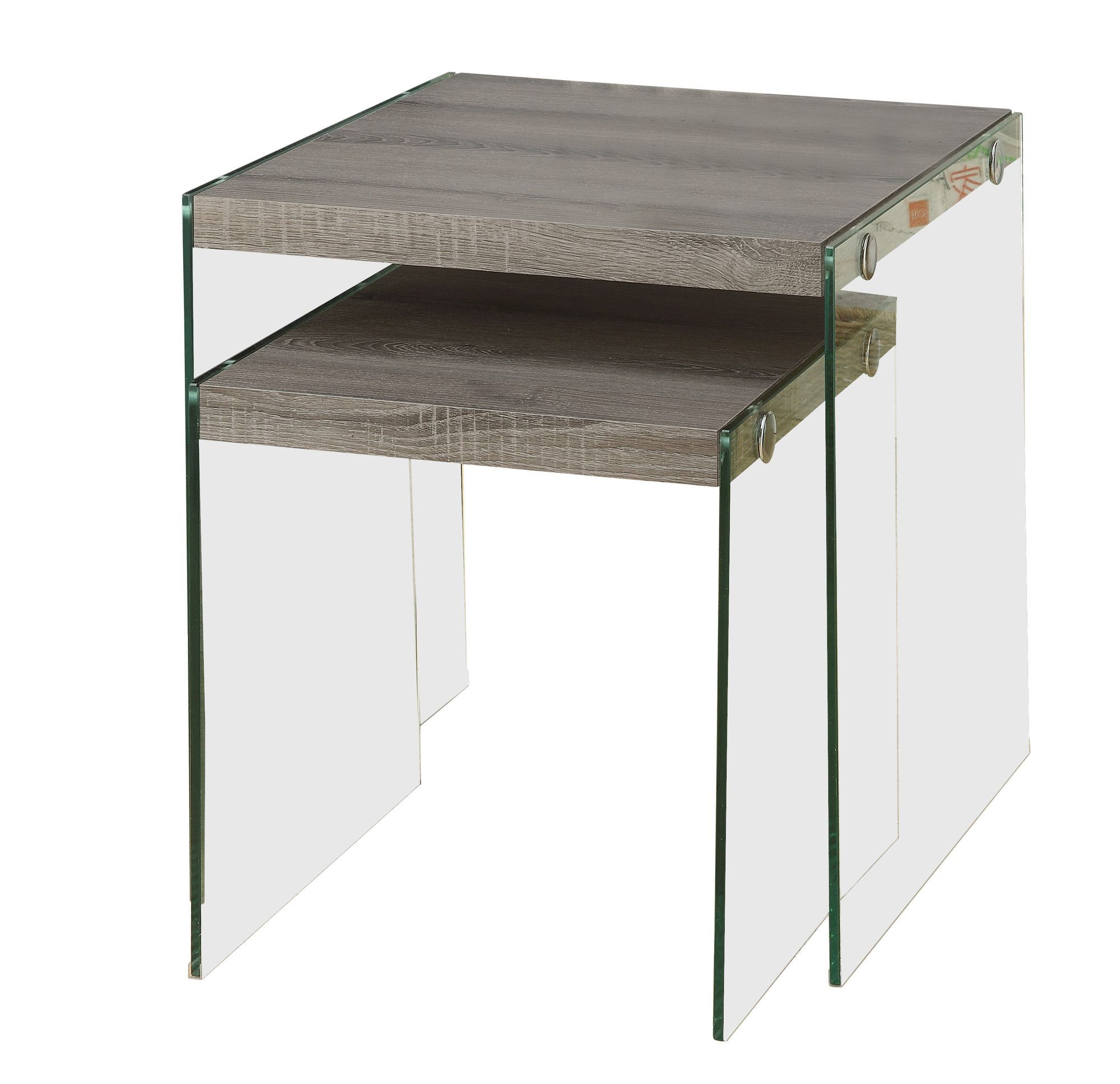 Gaynor 2 piece nesting tables side table pinterest sofa tables end side tables nesting tablessofa watchthetrailerfo
