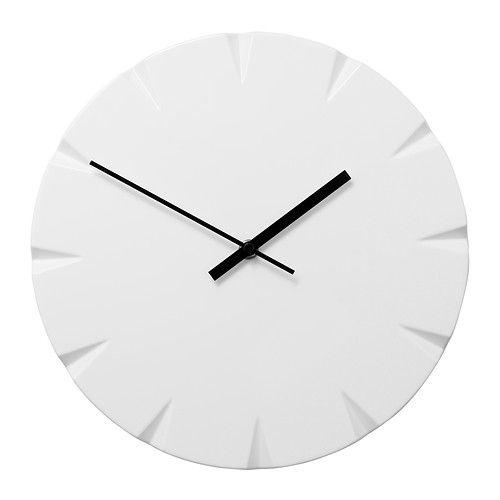 VATTNA Wall clock - IKEA Wishlist - Homeware (Indoors) Pinterest - küchen wanduhren design