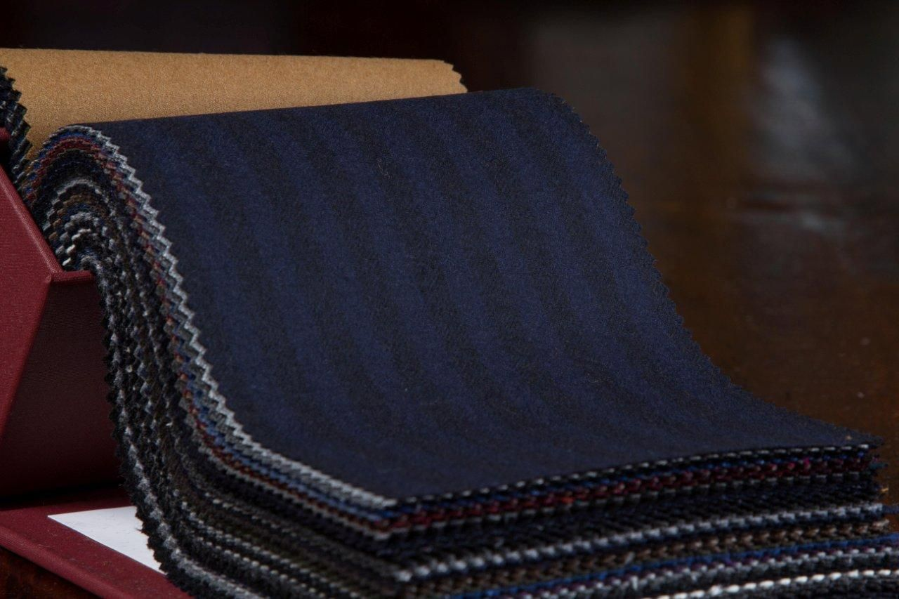 Classic Flannel Collection by Holland & Sherry (HS1375)