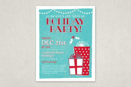 Image result for christmas poster School fayre Pinterest - free holiday flyer templates word