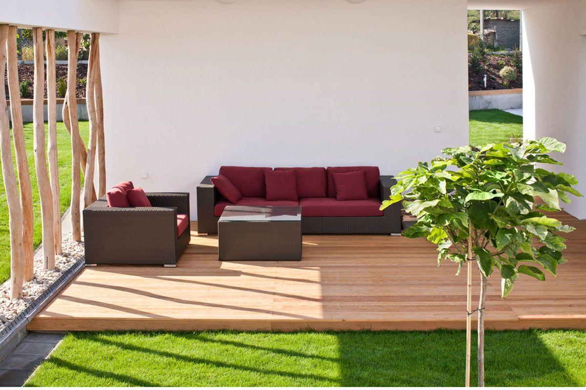 terrasse holz glatt - Google-Suche | Wpc terrassendielen ...