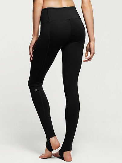 c15e65aedc205a Knockout by Victorias Secret Stirrup Tight Victoria in black, xs, regular  length