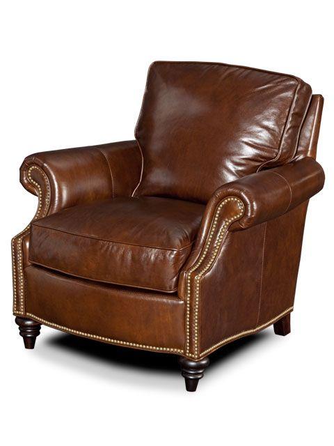 Club Chairs Xander Stationary Chair 8 Way Tie 754 25