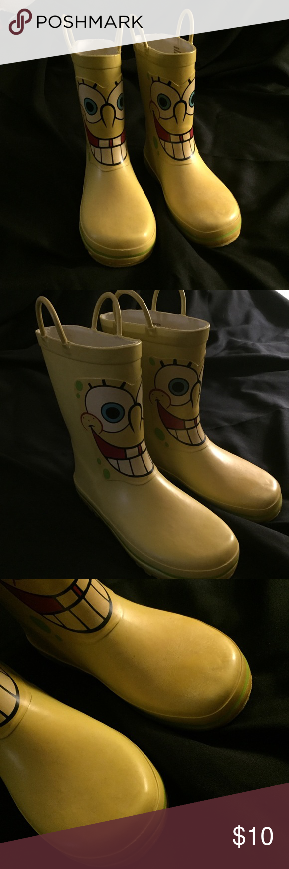 spongebob squarepants rain boots pinterest spongebob squarepants