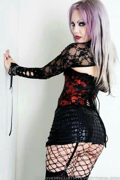 goth ass Sexy