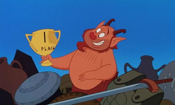 Phil Hercules Smiling