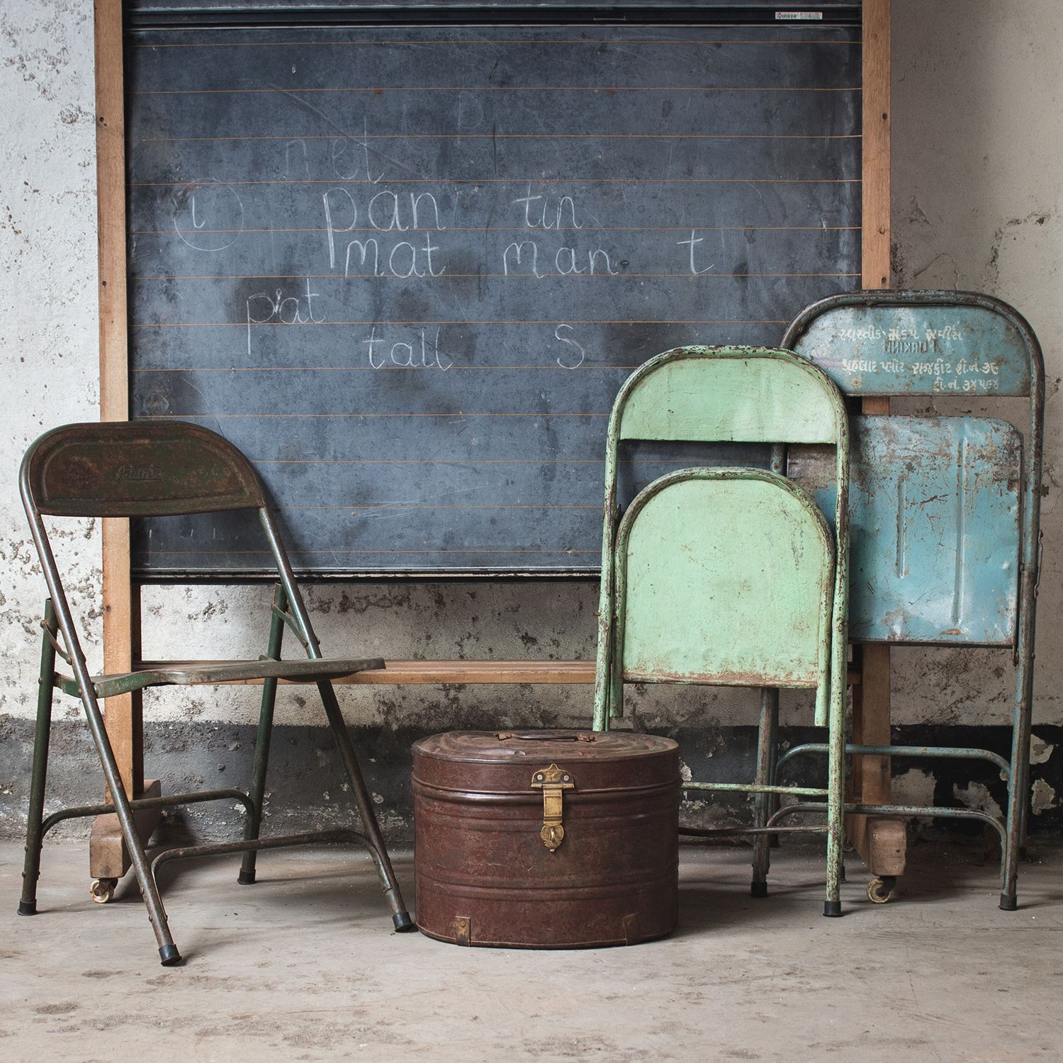 Vintage Industrial Furniture: Scaramanga's Vintage Industrial Furniture