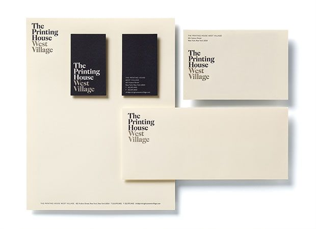The Printing House  By Pentagram