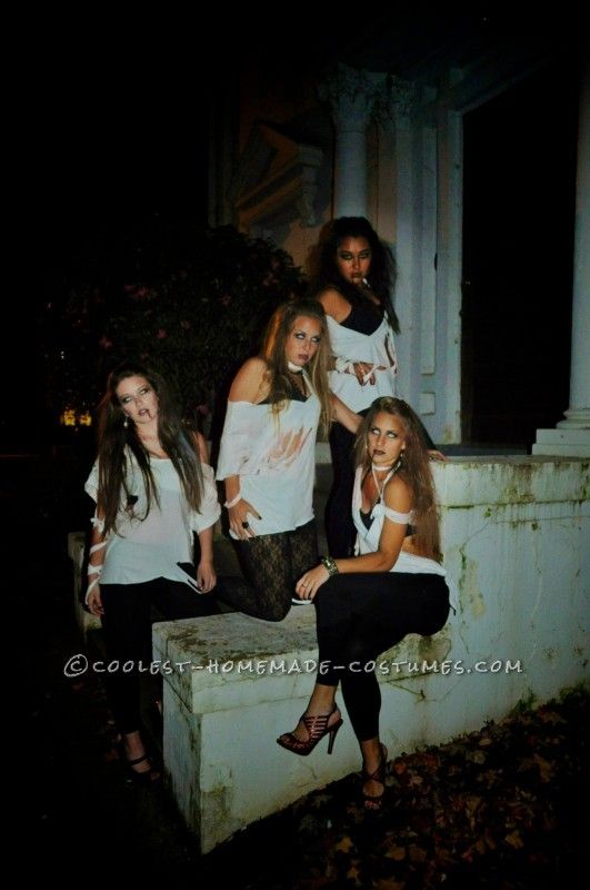 Coolest 1000 homemade costumes you can make girl group costumes coolest 1000 homemade costumes you can make solutioingenieria Choice Image