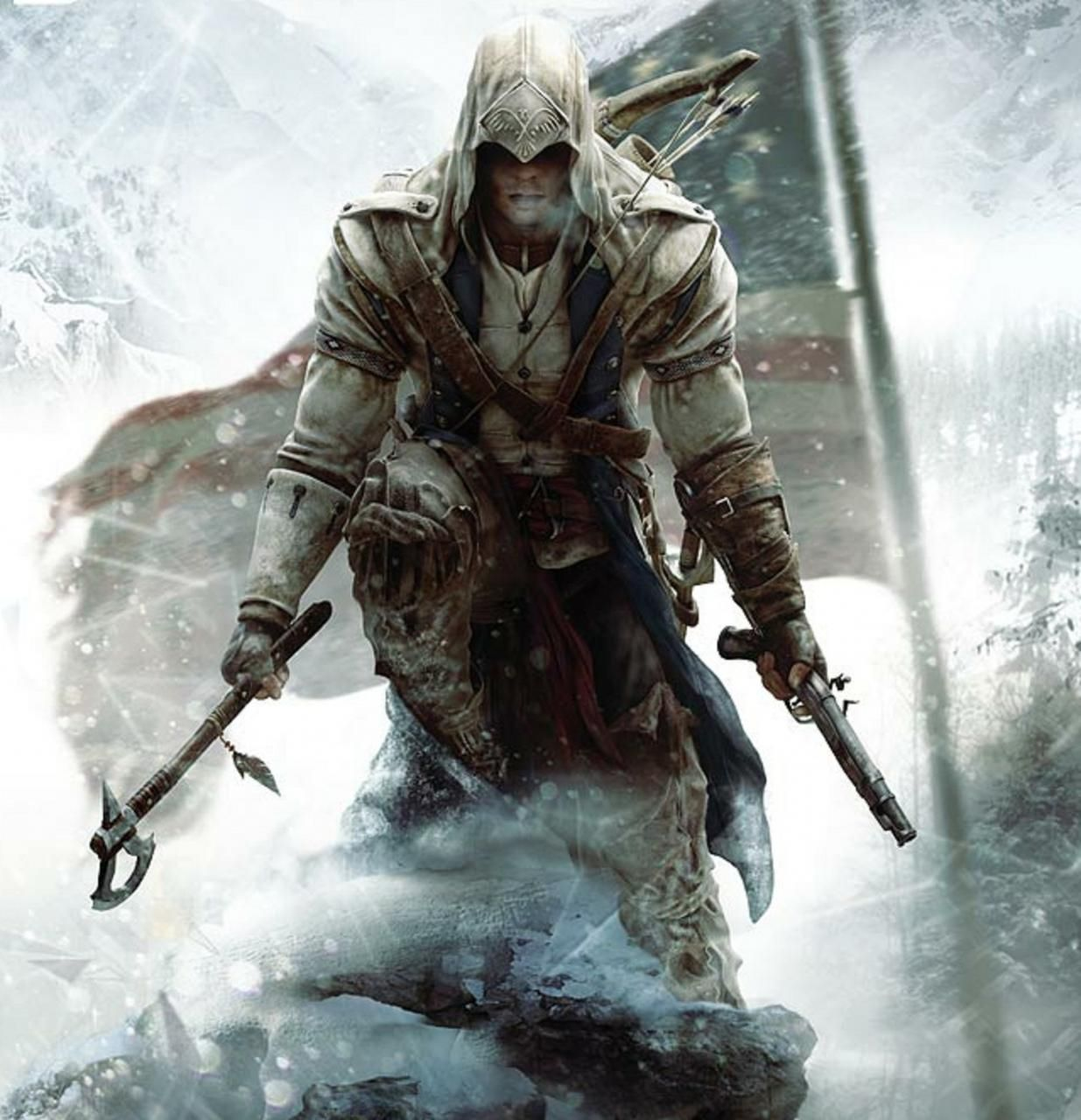 Assassins Creed Iii Connor Assassin S Creed 3 Assassins Creed