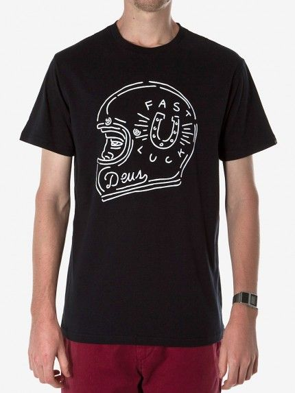 890ba465a1 Fast Luck T Shirt - Deus Ex Machina | Love to Draw | Shirt designs ...