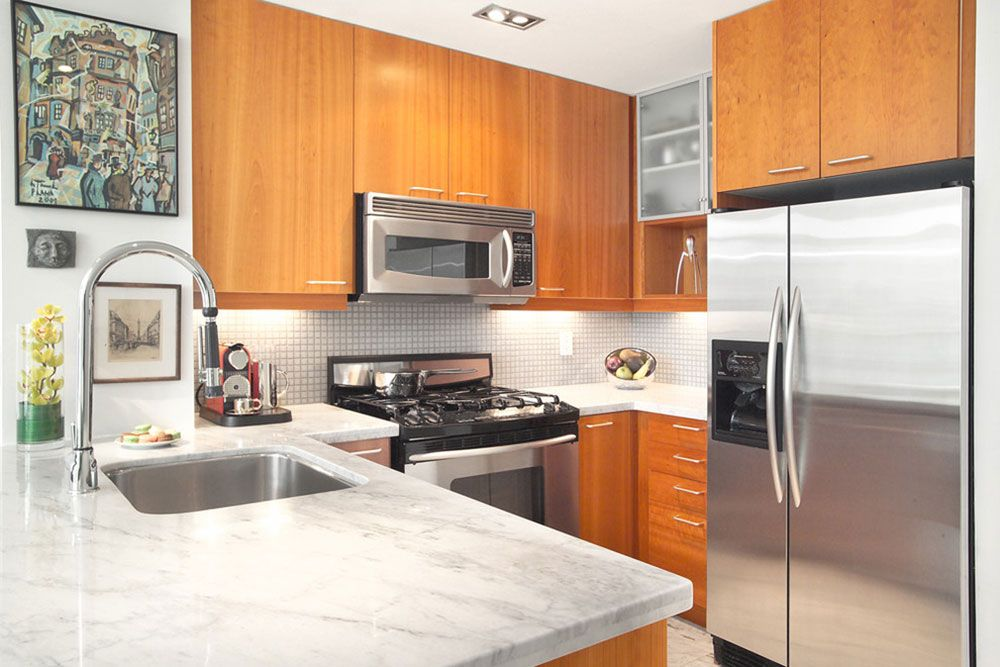 How To Make A Small Kitchen Feel Bigger In Your Lovely