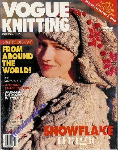 VK 冬 1994-1995 - 沫羽 - 沫羽编织后花园