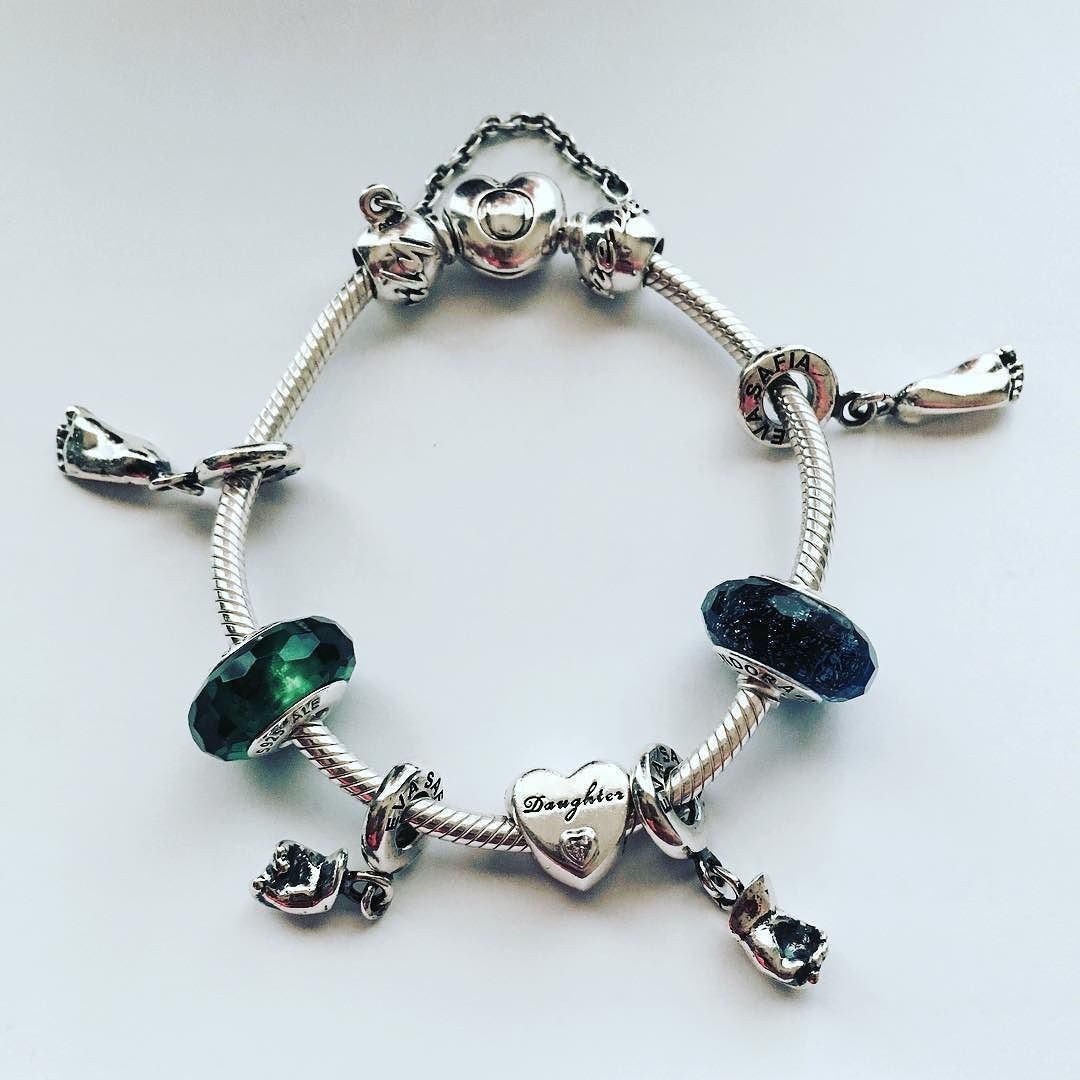 D miniatures in sterling silver to perfectly fit your bracelet