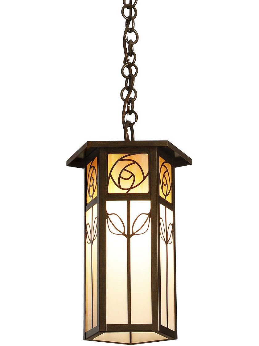 St clair foyer pendant in bronze finish vidrio iluminacin y sombras arts and crafts antique light pendants st clair foyer pendant in bronze finish aloadofball Gallery