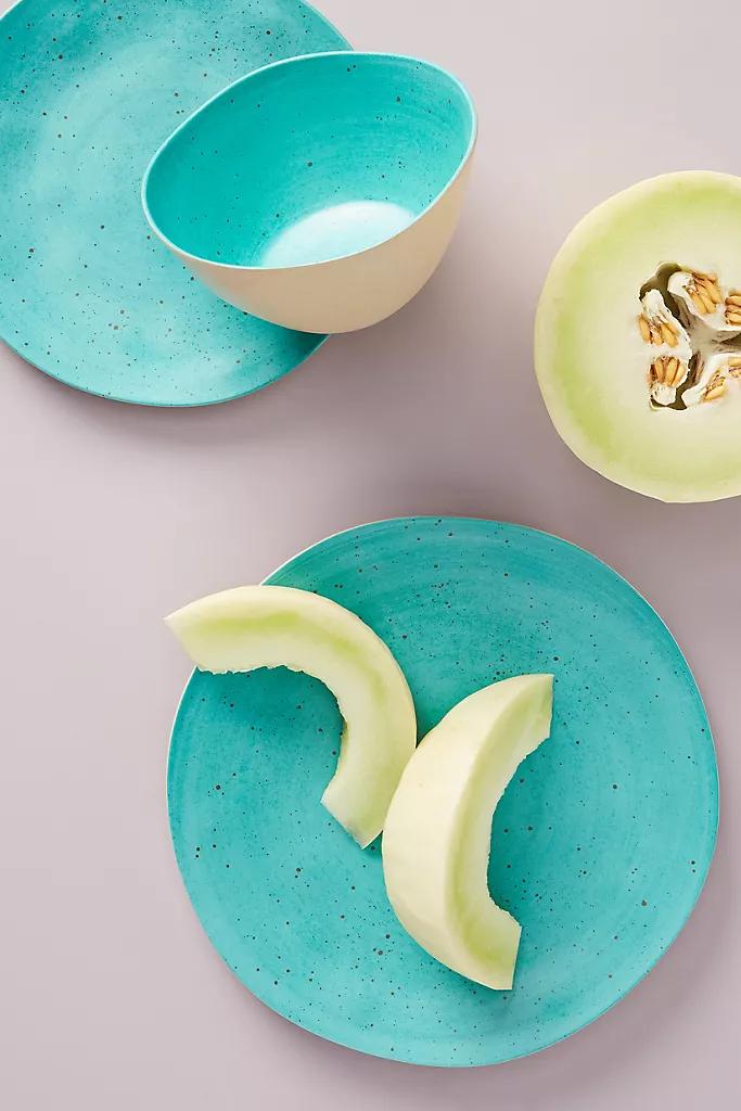 Market Bamboo Melamine Dinner Plate In 2020 Dinner Plates Dinner Plate Sets Pioneer Woman Dinnerware
