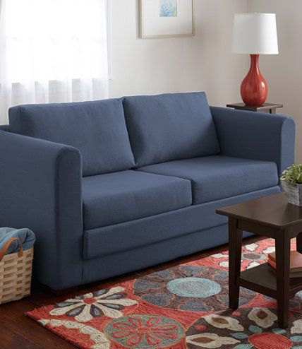 Ultralight Comfort Studio Sleeper Sofa Sofas At L L Bean Home
