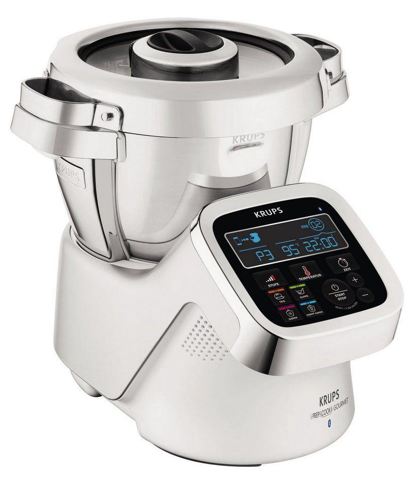 Kuchenmaschine Krups New Krups Kuchenmaschine Mit Kochfunktion I Prep Cook Gourmet In 2020 Kuchenmaschine Mit Kochfunktion Gourmet Kuchenmaschine Krups