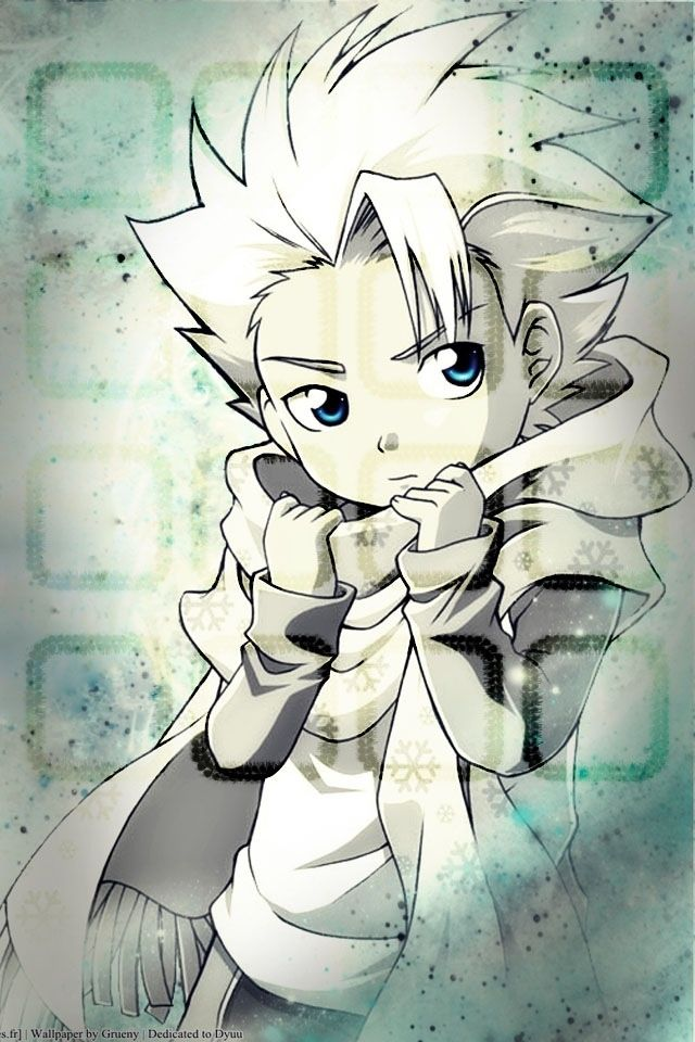 Little Toshiro Anime Bleach