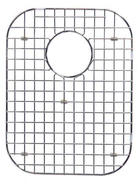 Free Bottom Grids, Cutting Board and Premium Strainer. 16 Gauge!