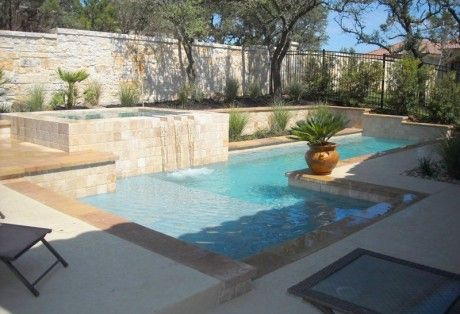 Pool Designs | Freeform, Geometric, Vanishing Edge
