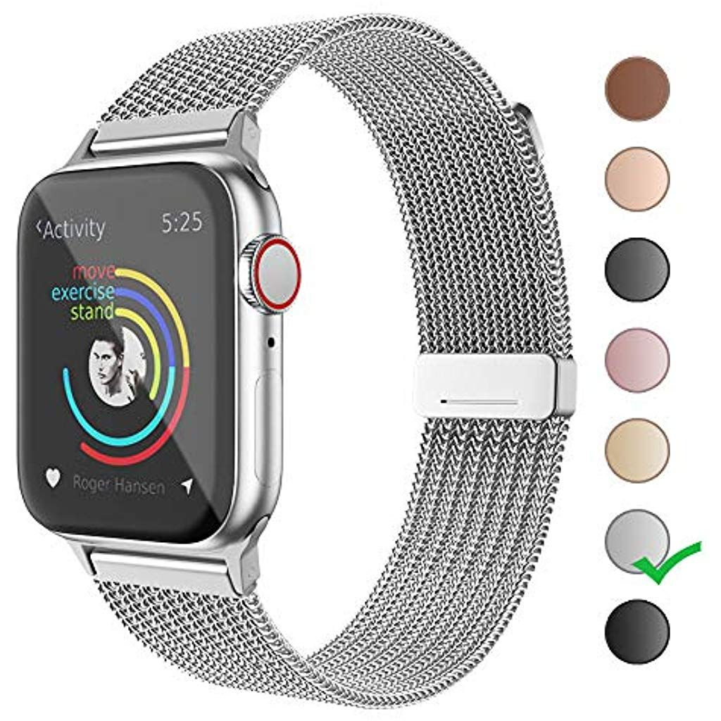 Cocos Compatible With Apple Watch Band 38mm 40mm 42mm