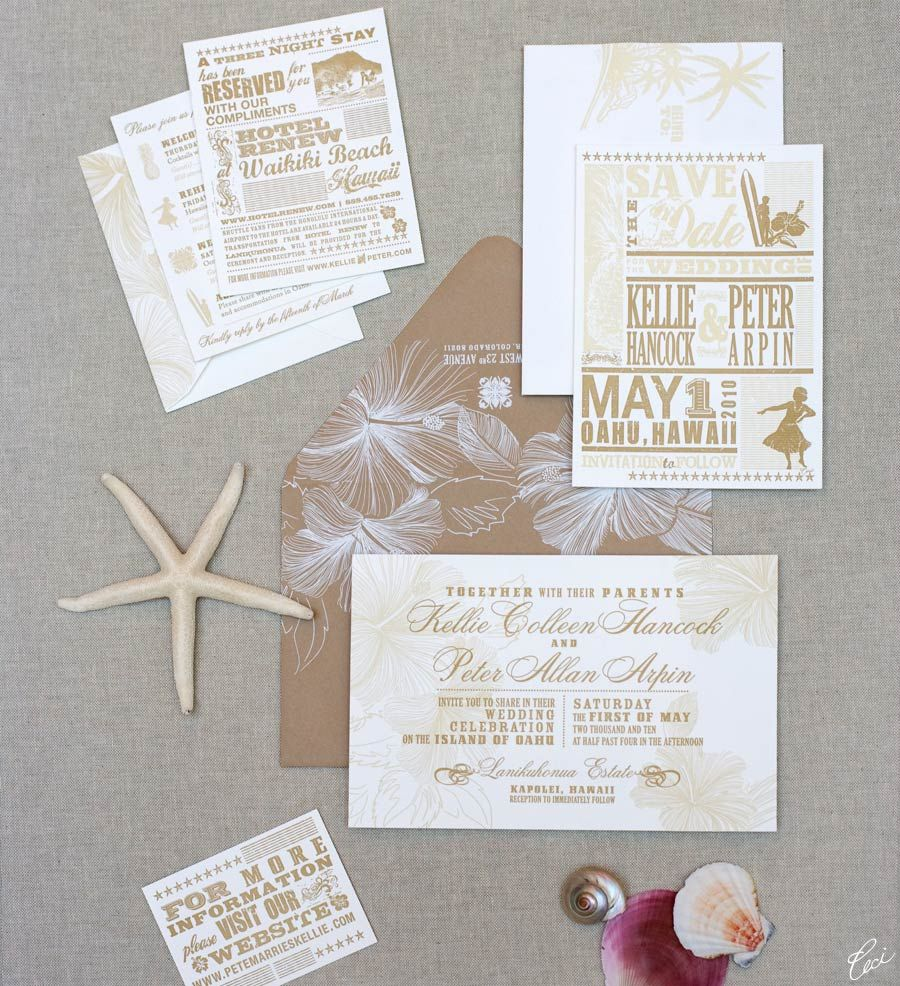 Luxury Wedding Invitations by Ceci New York - Our Muse - Be inspired ...