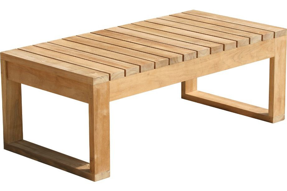 teak coffee table outdoor designs dreamer | furniture | pinterest