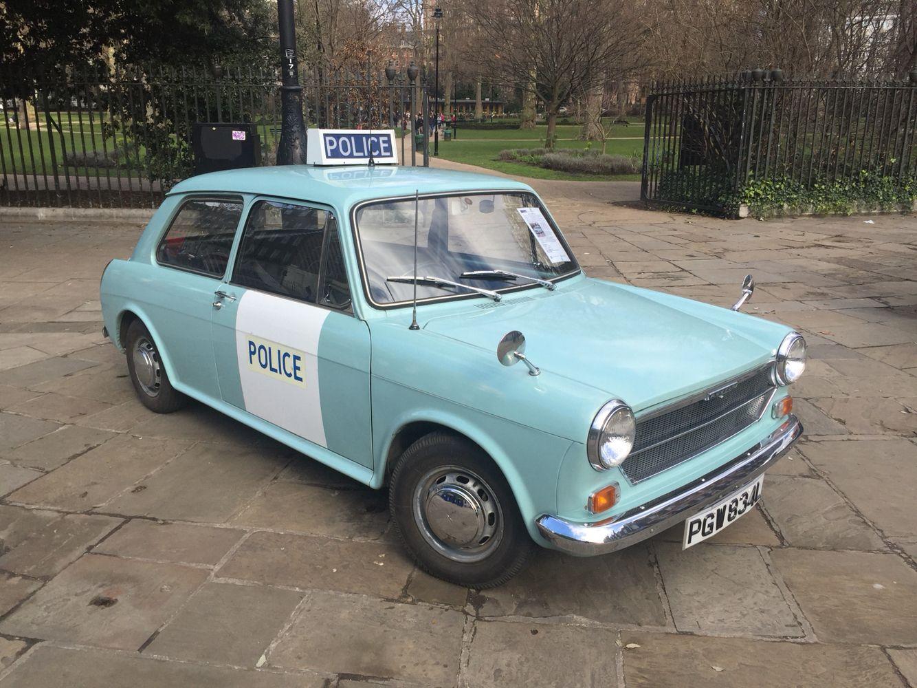 ROUTINE PATROL Classic Police Car Tee Shirt