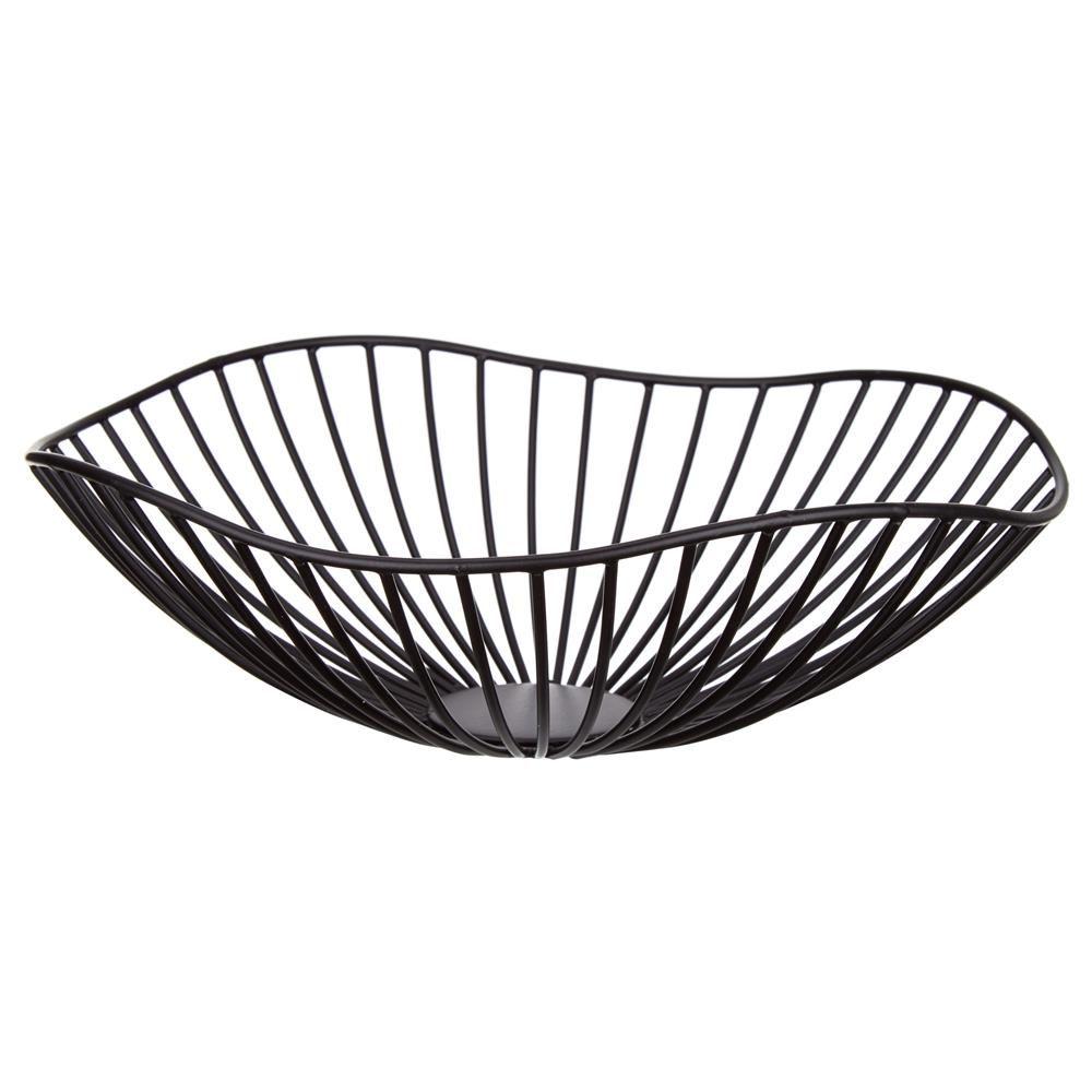 Metal Wire Decorative Bowl Decor Pillows Bouclair 12 W X L 4 D 30