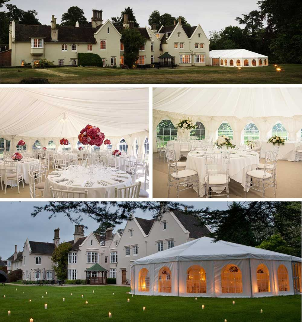 Our Favourite Marquee Wedding Venues
